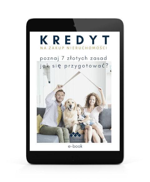 Marczak Finanse - darmowy ebook Kretyd na zakup nieruchomości