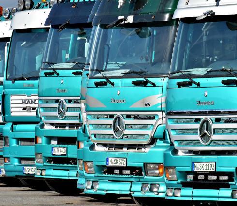 Ciężarówki - transport